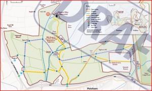 New Patcham BWs map